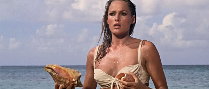 Ursula Andress as Honey Ryder