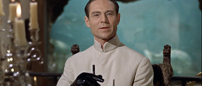 Joseph Wiseman as Dr. No