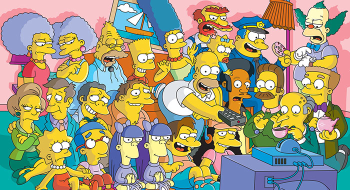 the simpsons decade an introduction