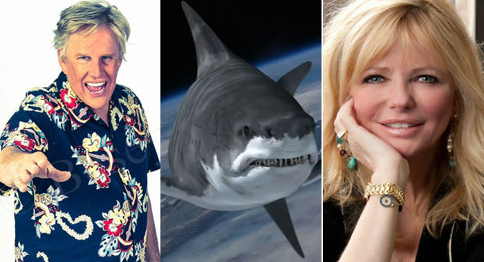 sharknado 4 cast is announced and other tv news