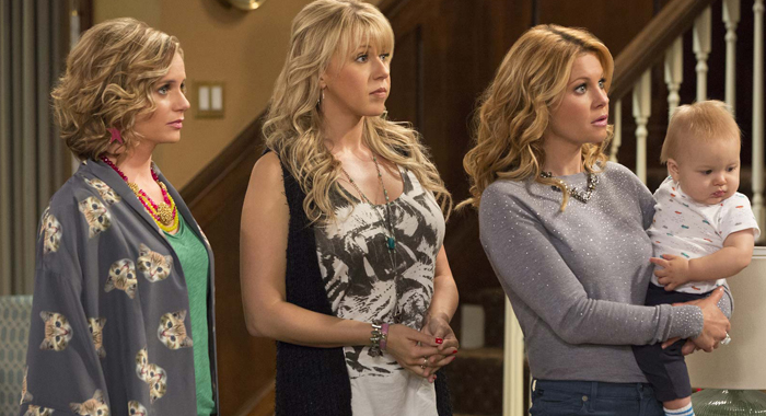 Fuller House S Dj Stephanie And Kimmy Gibbler Still Love New Kids On The Block Rotten Tomatoes Movie And Tv News