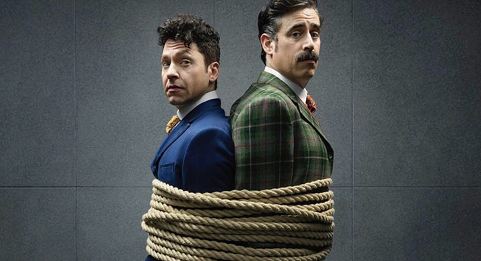 7 Things You Should Know About Houdini & Doyle << Rotten